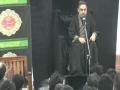 3rd Muharram 1429 - 2008 by Moulana Syed Ali Mutaza Zaidi from Behrain Part 2 - Urdu