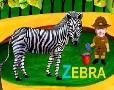 Alphabets - [Z] is for Zebra - English