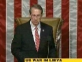 Press TV News Headlines - US house of representative has rejected war in Libya - 25 June 2011 - English