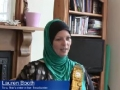 Lauren Booth Interview with Amna Rahman - English