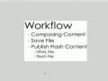 Flash Professional CS5 Beginner Tutorial Workflows & File Types - English
