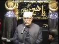 Self-reformation & Maqsad-e-Shahadat-e-Imam Hussain (as) - Muharram 2010 9th night - English-Urdu