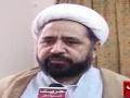 Press conference H.I. Ameen Sahidi (Karachi Press club) - Urdu