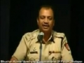 Indian Commissioner has an Islamic/Humanity Message for Muslims. [URDU/HINDI CLIP]