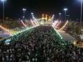 Millions celebrate the birthday of Imam Mahdi in Iran - July 16, 2011 - English
