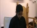 Birth of Imam Mahdi a.s.- Kid Husnain Ashraf -17/07/2011 - English