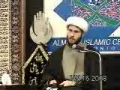 [08] Lessons From Karbala - H.I. Sh. Hamza Sodagar - Majlis 2008 - English