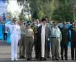 Ayatullah Khamenei visit to Naval Forces in Bandar Abbas - 23Jul2011 - All Languages