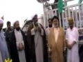 [26 July 2011] پاراچنار امدادی کاروان روانہ MWM Parachinar Aid Caravan Departed - Urdu