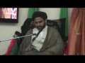 Milad E Hazrat Abbas (a.s) - Speech Moulana Rizwan Rizvi - Urdu