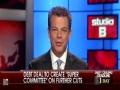 Congressman warns new all-powerful committee will ram through tax hikes - English
