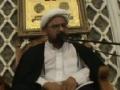 [04] H.I. Baig - Ramadan 2011 - Desire, Intellect & Obligations - English