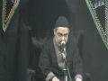 8th Muharram 1429 - 2008 by Moulana Syed Ali Mutaza Zaidi Part 1 - Behrain - Urdu