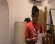 Kid Abbas Chaudhry about Ramadhan /16/08/11 - English