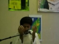 Bad actions destroy ur life  - Molana syed m r jan kazmi - Geneva 2011 mj 6- English