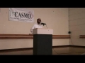 [CASMO Al-Quds Seminar 2011 Toronto] Remarks by MC Mujahid Husssain Noorani - 26Aug2011 - English