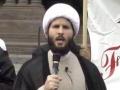 [2011 Al-Quds Rally Toronto] Speech by Sheikh Hamza Sodagar - 28Aug2011 - English