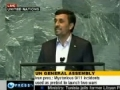 ahmadinejad speech part 2 English sept 22 2011