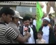 [23 Sep 2011] Ulma Protest  Karachi Press Club - H.I. Baqar Ziadi - Urdu