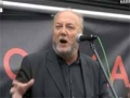 George Galloway - Antiwar Mass Assembly - 08OCT2011 -  English