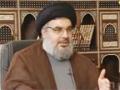 [24 Oct 11] كلمة السيد حسن نصر الله في مقابلته - Arabic