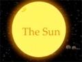 The Solar System - English