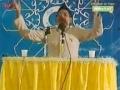 2 OF 3 PAYAM AZMI RAJAB 13 YOM E ALI Izhar-e-Haqeeqat bayaan e haq - Urdu