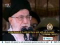 Rahbar Warns America and Israel - Farsi sub English