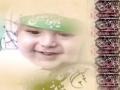 Ali Asghar (as) Sleep my Thirsty تشنم بخواب - مجمع بزرگداشت علی اصغر - Farsi