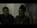 Lecture/Poetry/QA with Dr. Payam Azmi Saheb at Br. Azmat Abbas House - Urdu