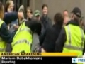 [AMERICAN AWAKENING] - NY protesters return to Zuccotti Park - 16 Nov 2011 - English
