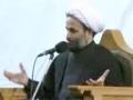سخنراني شب ششم محرم H.I. Panahiyan Speech - 6th Muharram 1431 - Farsi