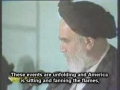 Imam Khomeini about Occupied Palestine and our Duties - Persian sub English