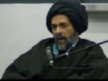Muharram 1433 Starting (AGHAAZ) Speech - H.I. Sayyed Abbas Ayleya - English