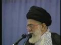 Rehbar Ali Khamenei message on mother day - Persian