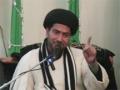 Shab-e-1st Muharram - How to change Bad Habits Speech By Molana Raza Jaan Kazmi - English
