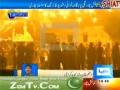Intense Firing in karachi numaish chowrangi - urdu