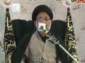 [1] H.I. Hasan Zafar Naqvi - Peghaam e Kerbala - IRC - 1 Muharram 1433 - 27-11- 2012 - Urdu