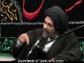 [04] Relying on Allah - Ingredients of Spiritual Success - H.I. Sayyed Abbas Ayleya - Muharram 1433 - English