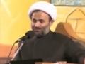 سخنراني شب پنجم محرم  H.I. Panahiyan Speech - 5th Muharram 1433 / 1390 - Farsi