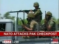 PAKISTAN NATO ATTACK, HASSAN ZAFAR BRAVE SPEECH [URDU CLIP]