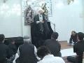[8] H.I. Ghulam Abbas Raisi -  خون حسین بقاۓ اسلام ہے - 8Muharram 1433 - 4 -12-2011- Urdu