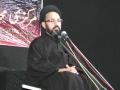 [9] H.I. Sadiq Raza Taqvi - نظام کائنات میں ھدایت اور مظھر ھدایت -  Muharram 1433 - Urdu