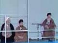 امام خمینی (ره): عزاداری سنتی Imam Khomeini (ra): Traditional mourning - Farsi