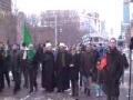 Arbaeen ( Chehlum) Jaloos in Windsor Ontario Jan. 15, 2012 - Urdu