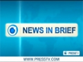 [21 Jan 2012] News Bulletin Press TV - English