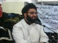 [6] Wilayat aur nizam e wialyat - Syed Kazim Abbas Naqvi - P3 - Urdu