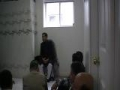 Majlis-Imam Bargah-e-Masoomeen- Windsor Ontario Jan 01, 2012
