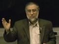 "Br Zafar Bangash on ""Marching to War With Iran"" at McMaster University 26Jan2012 - English"