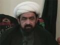 3rd day B Agha Mushara Hussain  Urdu